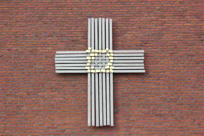 inskription på kors